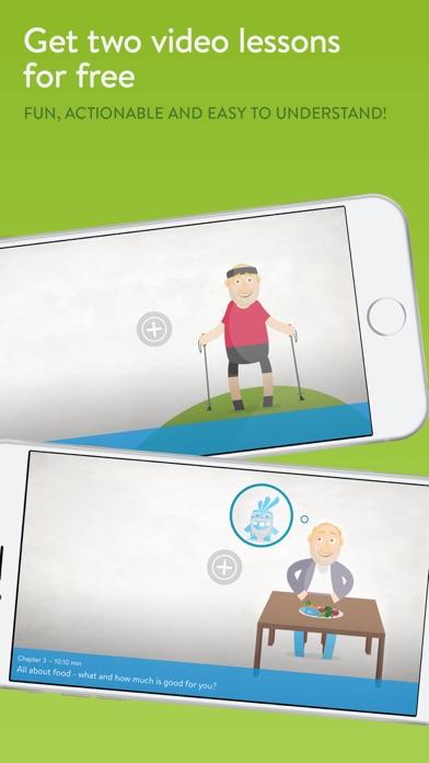 Screenshot #3 pour mySugr Diabetes Training: 10 Fun Type 2 Academy Video Tips for Diabetics