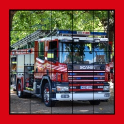Fire Truck Puzzles Extreme! XL2