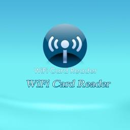 My  Wi Fi Card Reader