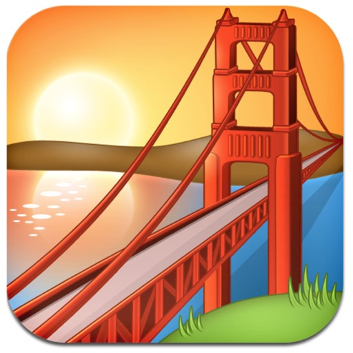 San Francisco Tour Guide: Best Offline Maps with StreetView and Emergency Help Info