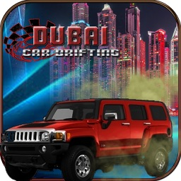 Off Road Dubai Drifting