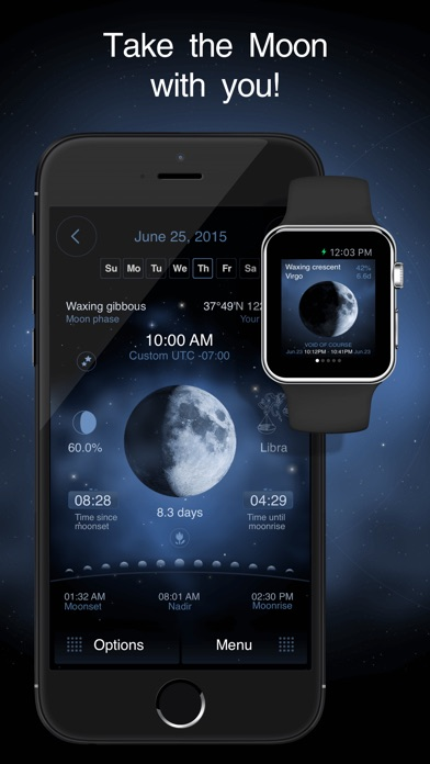 download Deluxe Moon Pro - Moon Phases Calendar apps 1