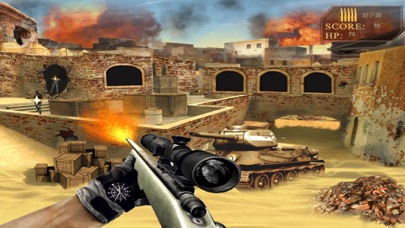 Army Strike Force (17+) - Elite Sniper Shooter Commando 2