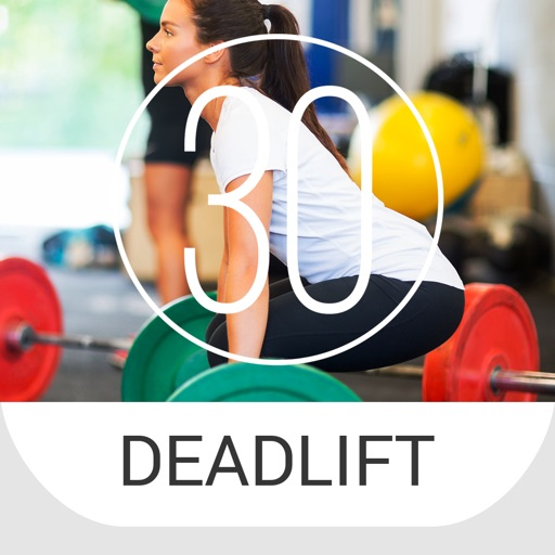 30 Day Deadlift Challenge for a Perfect Shaped Butt
