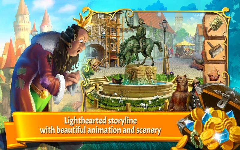 The Surprising Adventures of Munchausen (Full) screenshot 4