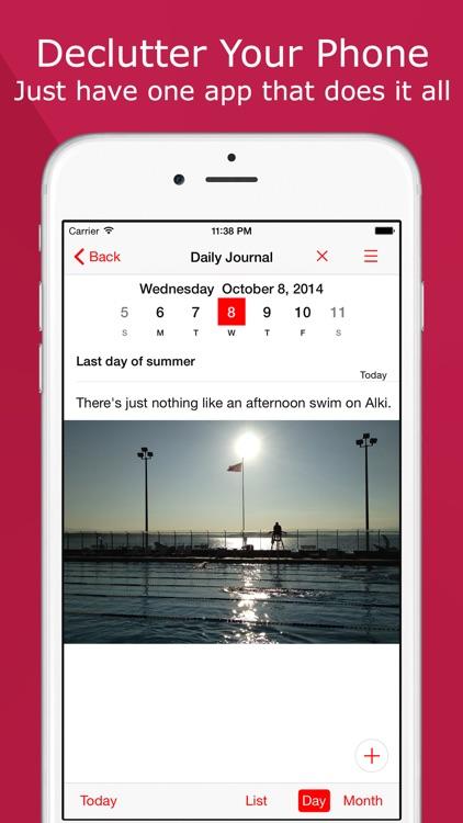 Daily Tracker: Journal & Diary screenshot-4