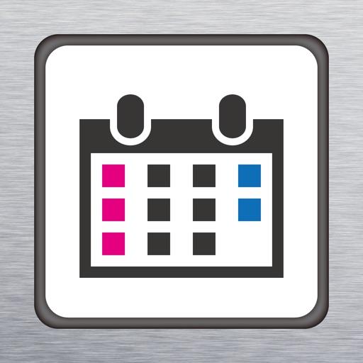 カレンダーキーボード