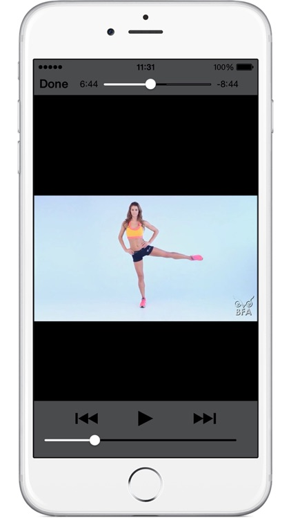 Bikini Butt – Tone Your Buttocks With Leg Lift Exercises screenshot-4