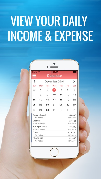 My Budget - Income Expense Manager screenshot-2