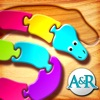 My First Puzzles: Snakes - iPhoneアプリ