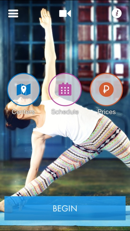 Yoga Practice Lite screenshot-0