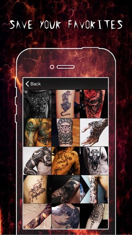 Piercing & Tattoo Catalog Pro - Yr Design Ideas of Body Art Inked or Pierced screenshot-3
