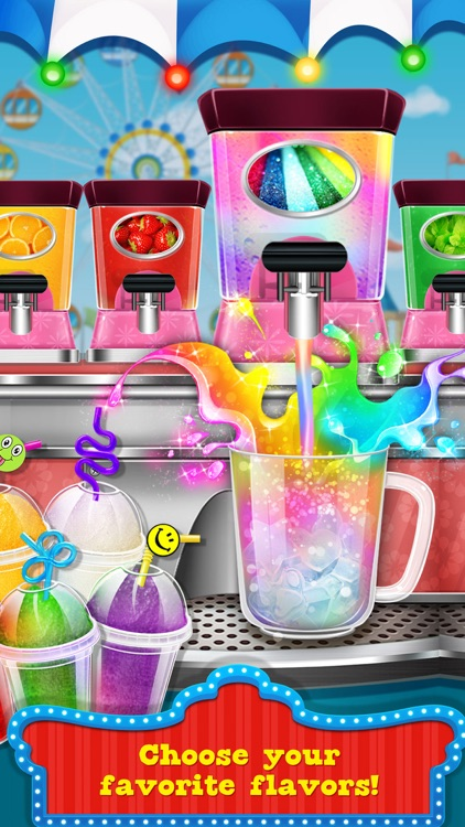 Slushy! - Make Crazy Drinks