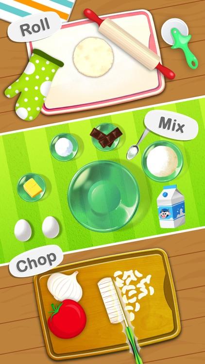 Cooking Games Kids - Jr Chef screenshot-3
