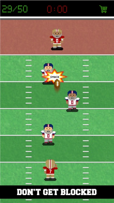 QB Kings - Endless Fantasy Football Hero 2k17 Free screenshot three