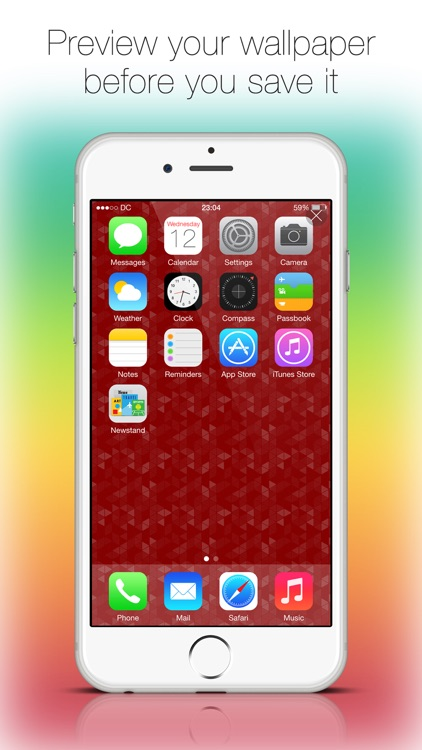 Wallpaper Maker: hd lock & home screen designer screenshot-3