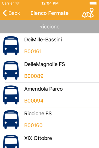 Bus Romagna - náhled