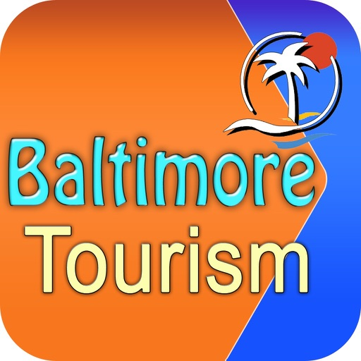Baltimore Offline Map Travel Guide