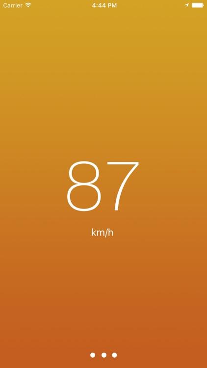 Speedometer - Minimal & Simple