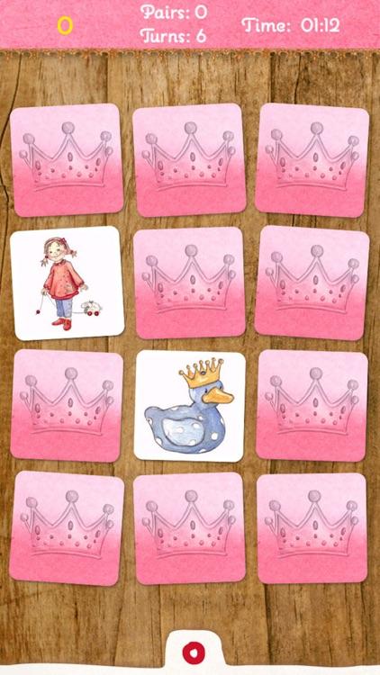 Princess Match: Learning Game Kids & Toddlers Free screenshot-3