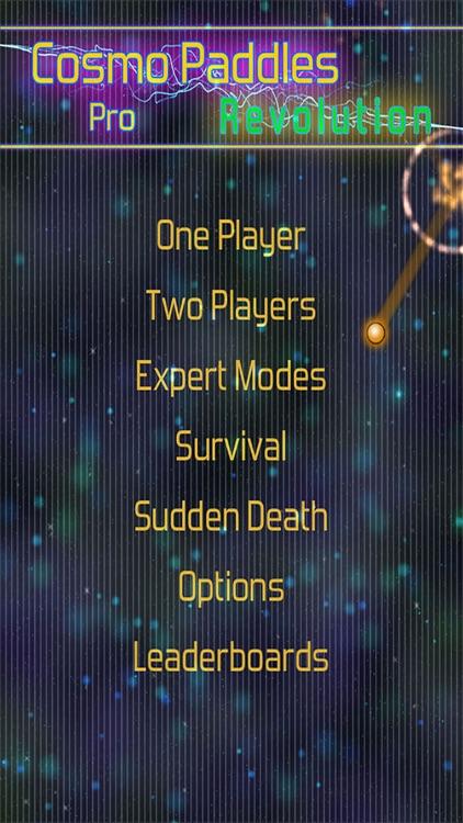 Cosmo Paddles Revolution Pro screenshot-4
