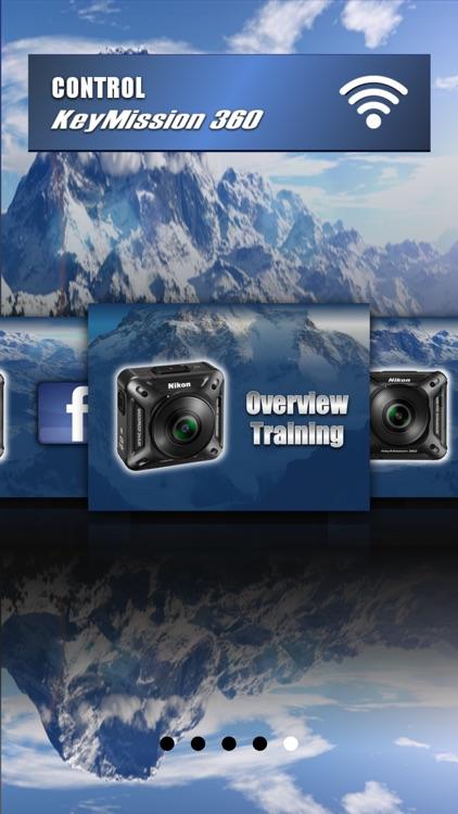 Control for Nikon Key Mission 360 screenshot-3