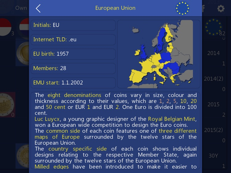 Euro Coin Collection HD screenshot-4