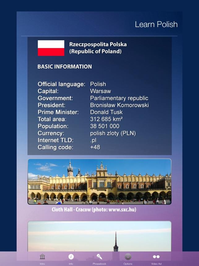 learn polish language free download