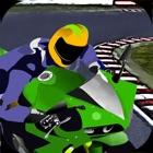 Real Bike Racing -City Racing free game icon