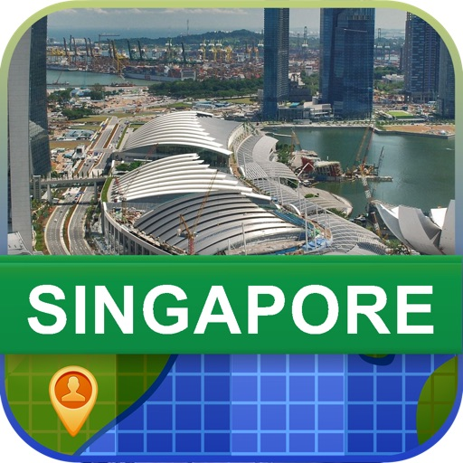 Offline Singapore Map - World Offline Maps