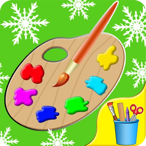 Kid's - Paints and colours HD Pro