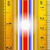 Feng Zhou - Laser Pointer Ruler - 3D Tape Measure アートワーク