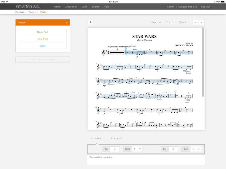 New SmartMusic screenshot-4
