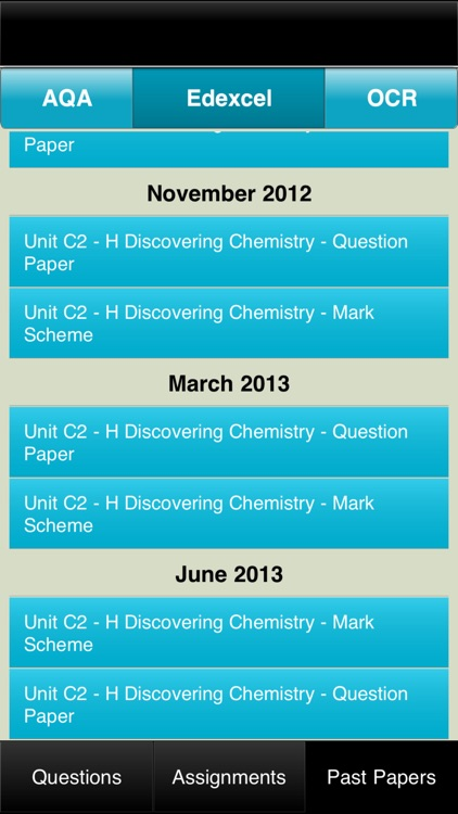 GCSE Chemistry (For Schools) screenshot-4