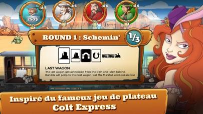 Screenshot #1 pour Colt Express