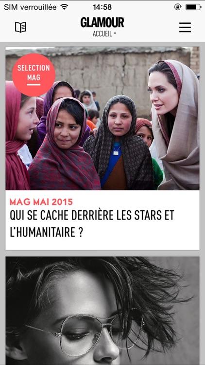 Glamour France screenshot-3