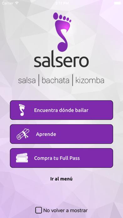 salsero screenshot one