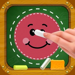 My First Words - Shapes Tracing & Learning Free