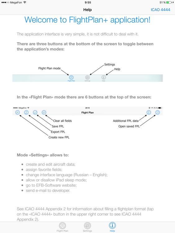 FlightPlan+