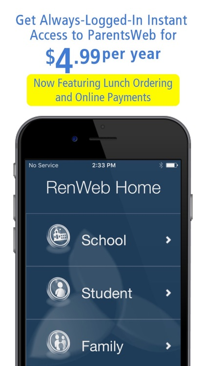 RenWeb Home screenshot-0