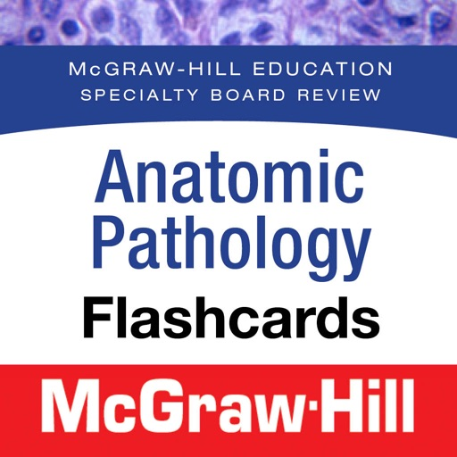 McGraw-Hill Specialty Board Review Anatomic Pathology Flashcards