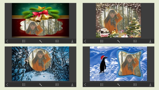 Snow Hd Photo Frames - Best Frames on the App Store