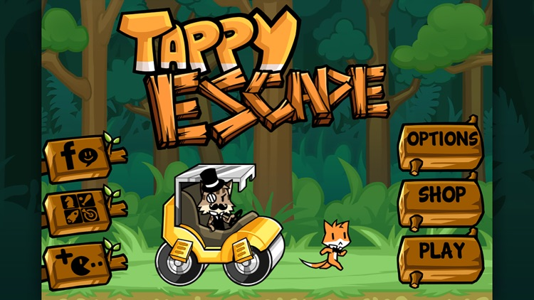 Tappy Escape - Free Adventure Running Game for Kids, Boys and Girls screenshot-4