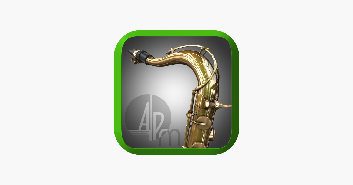 PlayAlong Tenor Sax on the App Store