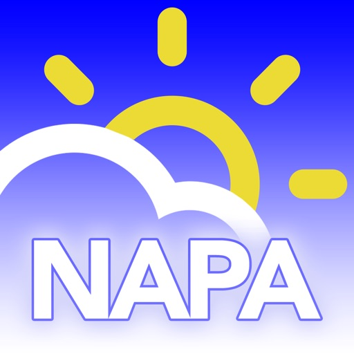 NAPAwx Napa Valley Weather Forecast Radar Traffic
