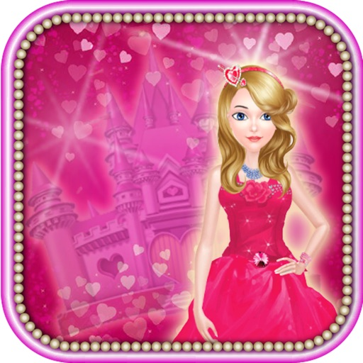 Princess dress up planner - cute princess dress up games for girls
