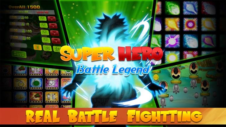 Super Hero Fusion SSJ - Battle Z Legend screenshot-0