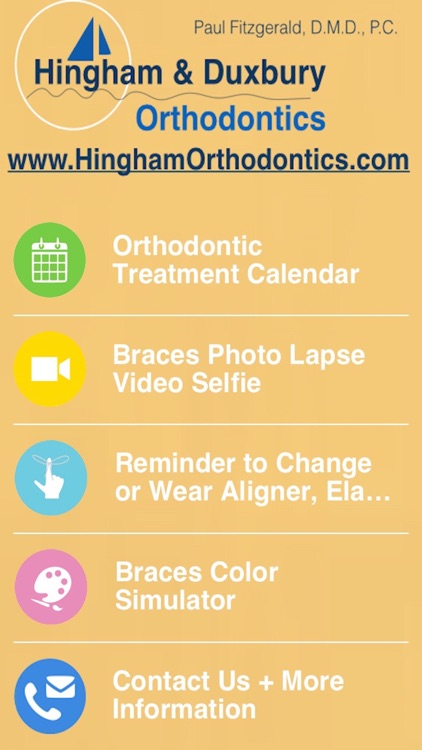 Hingham & Duxbury Orthodontics screenshot-0