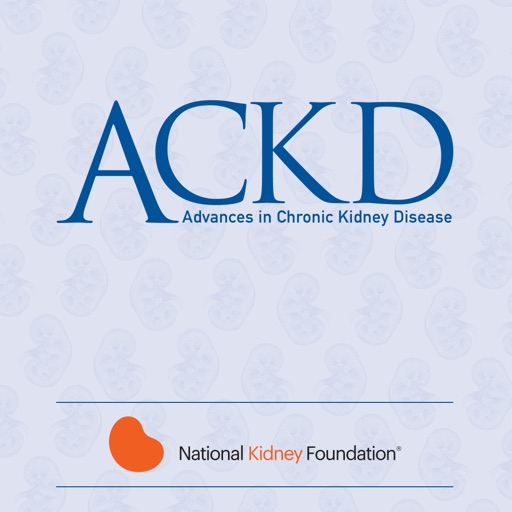 Advances in Chronic Kidney Disease