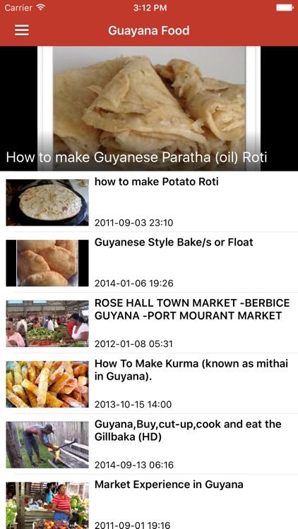 Guyana News & Radio Free screenshot-4
